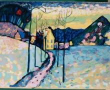 Фотопечать на рулонных шторах – Рисунок и живопись_2