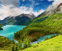 Фотопечать на рулонных шторах – Природа и пейзажи_4